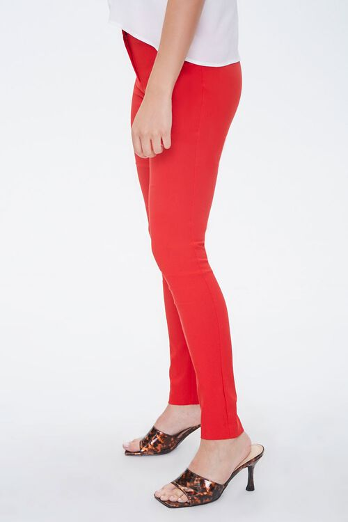 High-Rise Tapered Ankle Pants, image 2