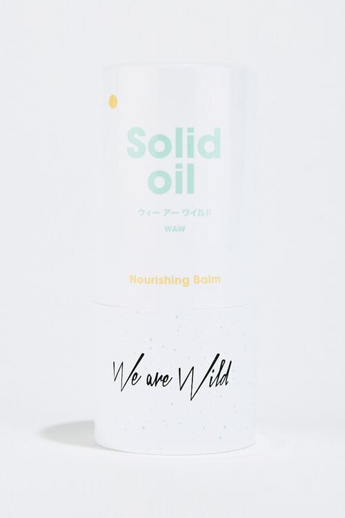 Solid Oil Nourishing Balm, image 1
