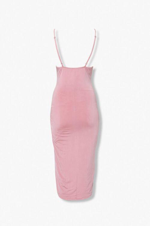 Cowl-Neck Cami Dress, image 3