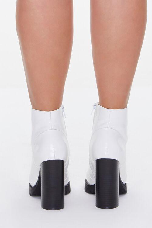 Block Heel Booties (Wide), image 3