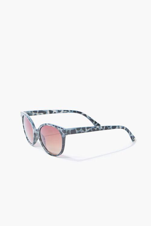 Leopard Cat-Eye Sunglasses, image 2