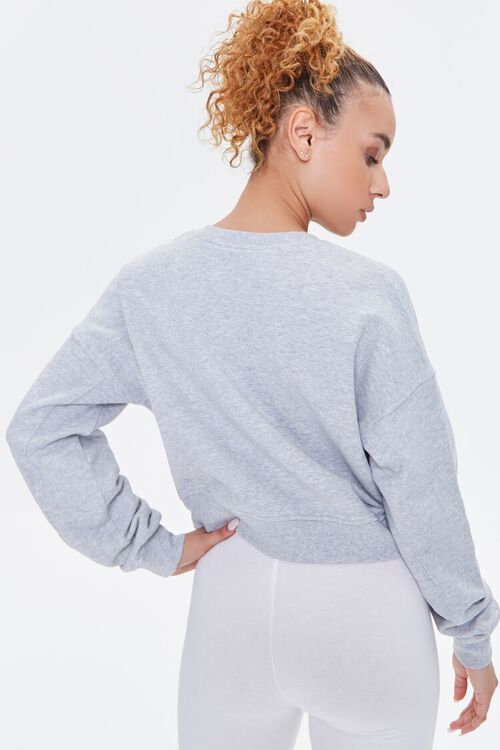 Split-Neck Sweatshirt, image 3