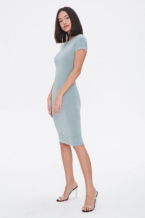 Bodycon T-Shirt Dress, image 1