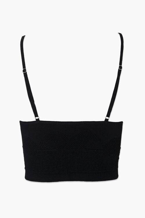 Cropped Scoop-Neck Cami, image 3