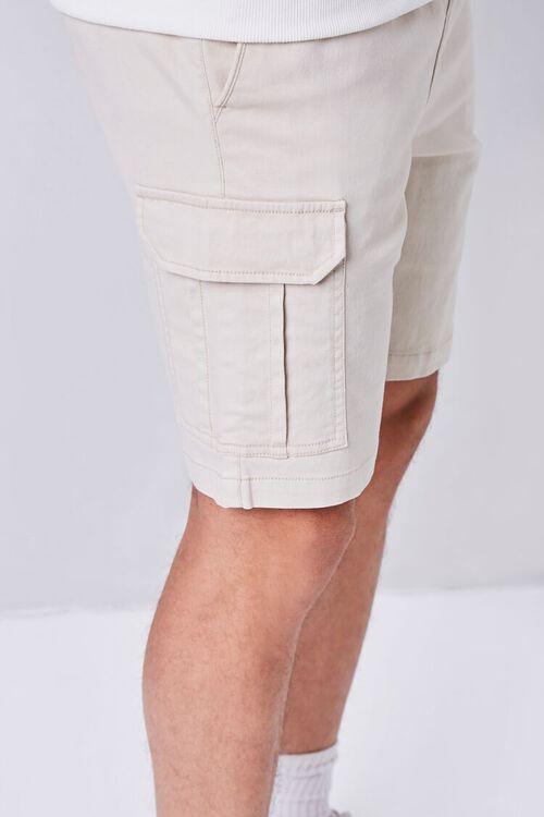 Drawstring Cargo Shorts, image 1