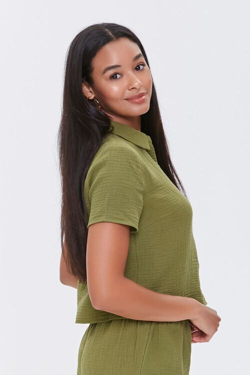 Textured Woven Shirt, image 2