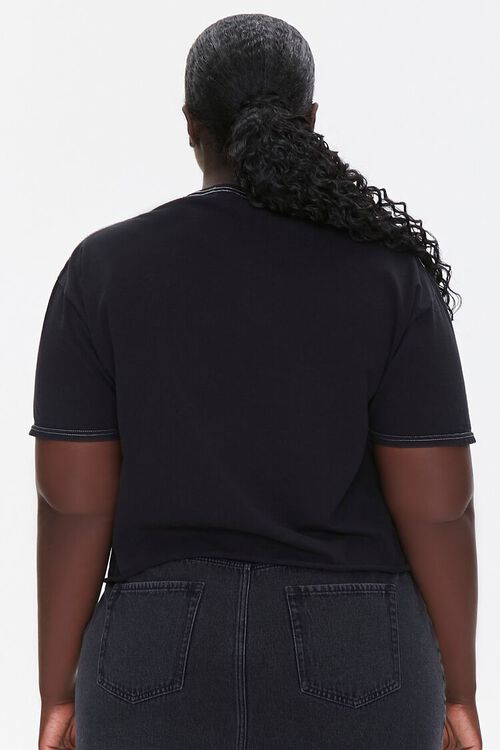 Plus Size Earth Wind & Fire Graphic Tee, image 3