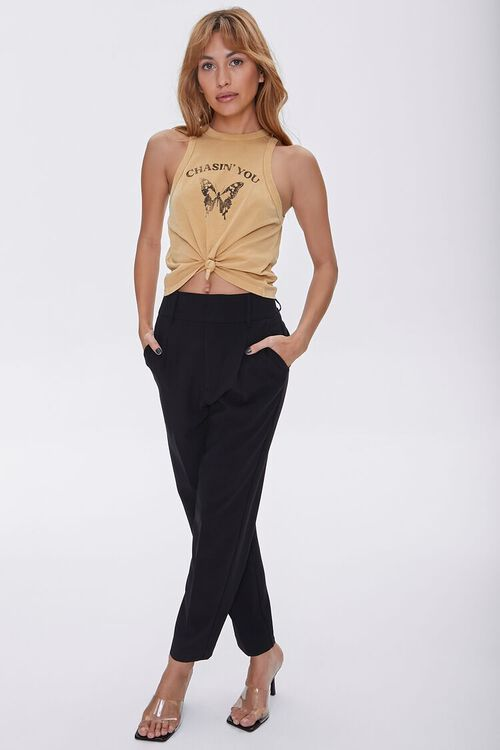 Chasin You Butterfly Tank Top, image 4