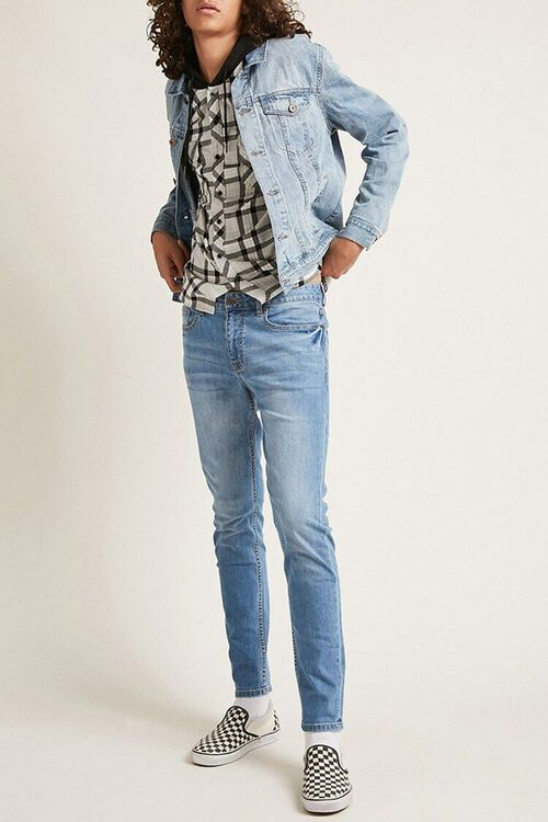 Clean Wash Slim-Fit Jeans, image 4