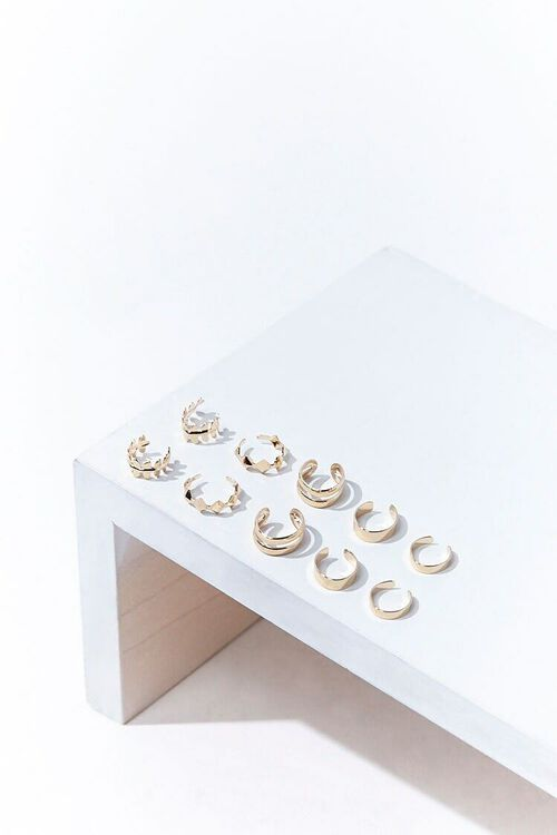 Ear Cuffs Set, image 1