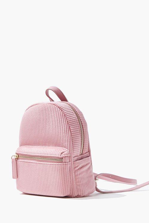 Ribbed Mini Backpack, image 2