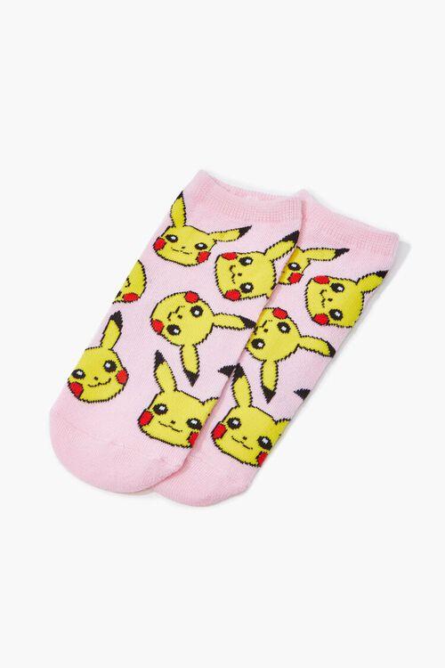 Pikachu Ankle Socks, image 2