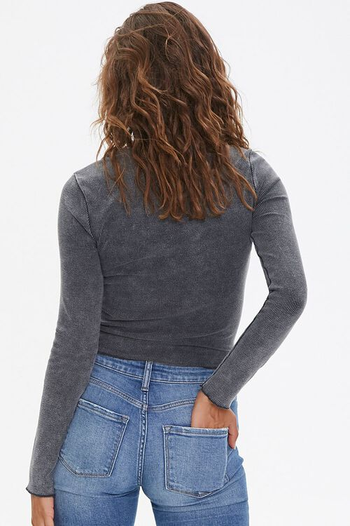 Ribbed Celestial Graphic Top, image 3