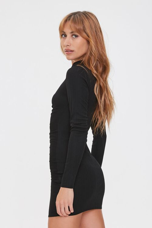 Bodycon Shirt Dress, image 2