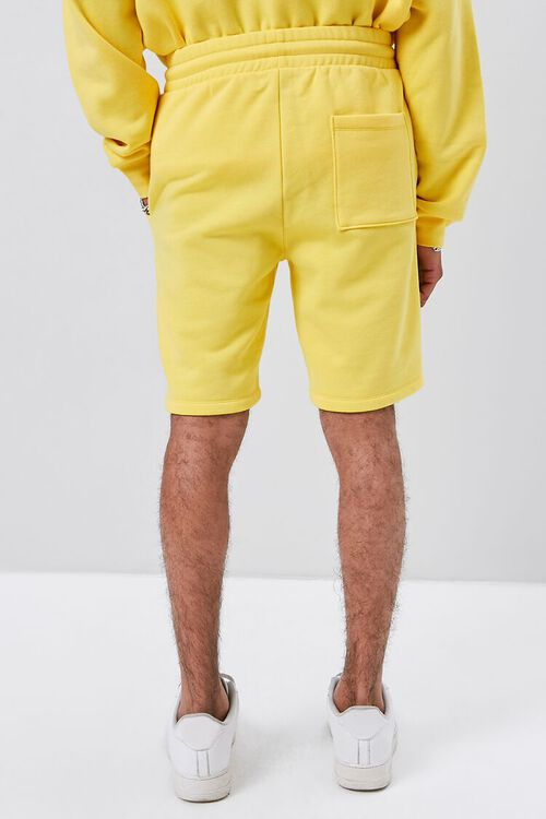Ashley Walker Art Graphic Fleece Shorts, image 4