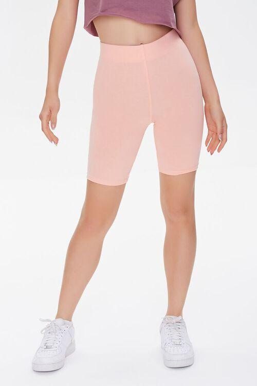 APRICOT Organically Grown Cotton Basic Biker Shorts, image 2