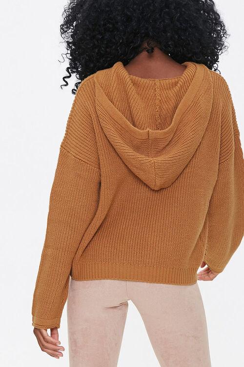 Hooded Drop-Sleeve Sweater, image 4
