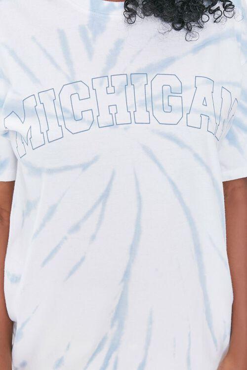 Michigan Graphic Tie-Dye Tee, image 5