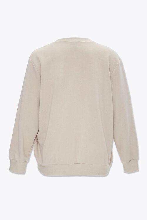 Plus Size Crew Sweatshirt Set, image 5
