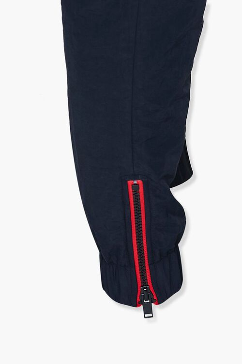 Ankle-Zip Windbreaker Joggers, image 4