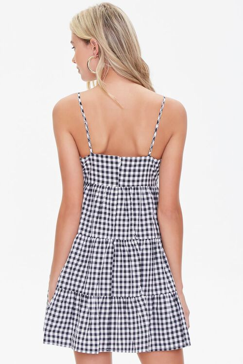 Gingham Cami Dress, image 3