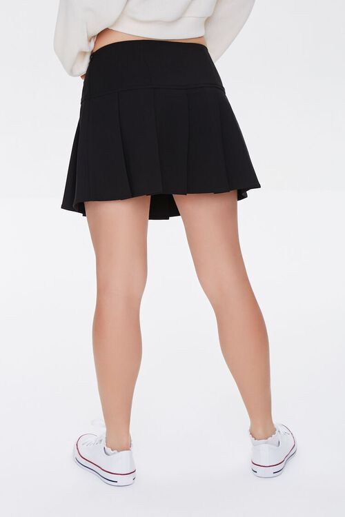 Pleated A-Line Skirt, image 4