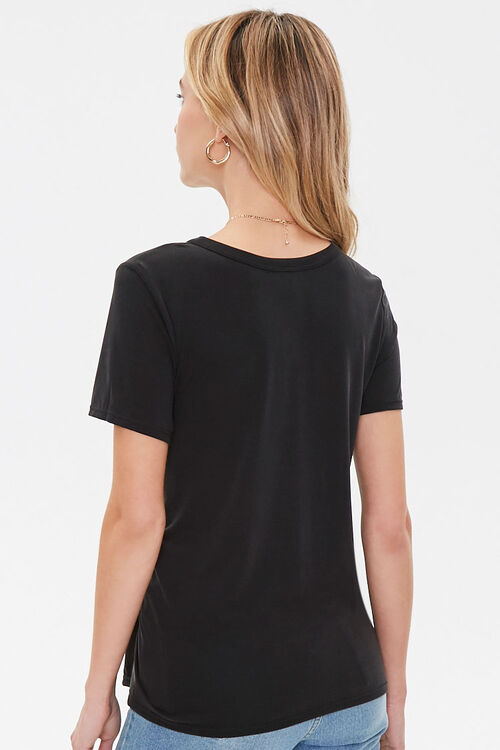 Knotted Self-Tie Tee, image 3