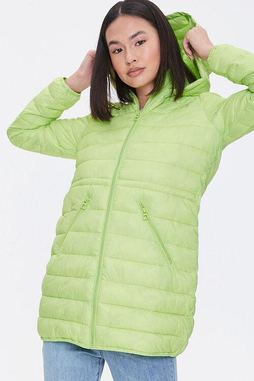 Hooded Puffer Jacket, image 5