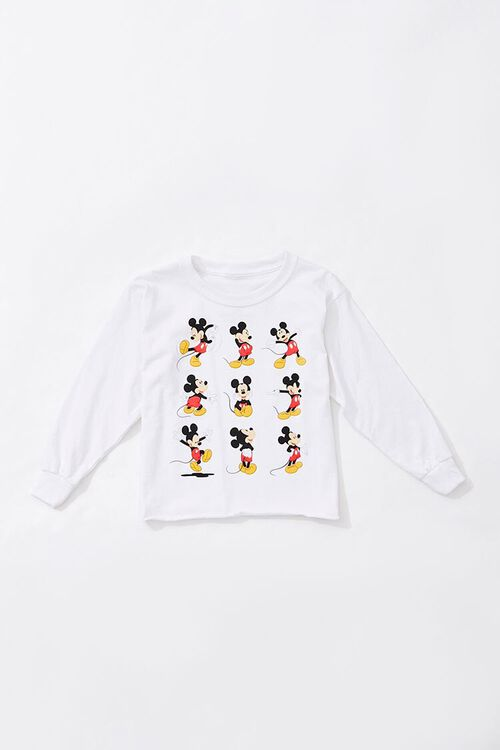 Girls Mickey Mouse Pullover (Kids), image 1