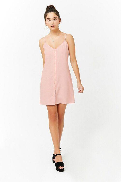 Linen Cami Dress, image 4