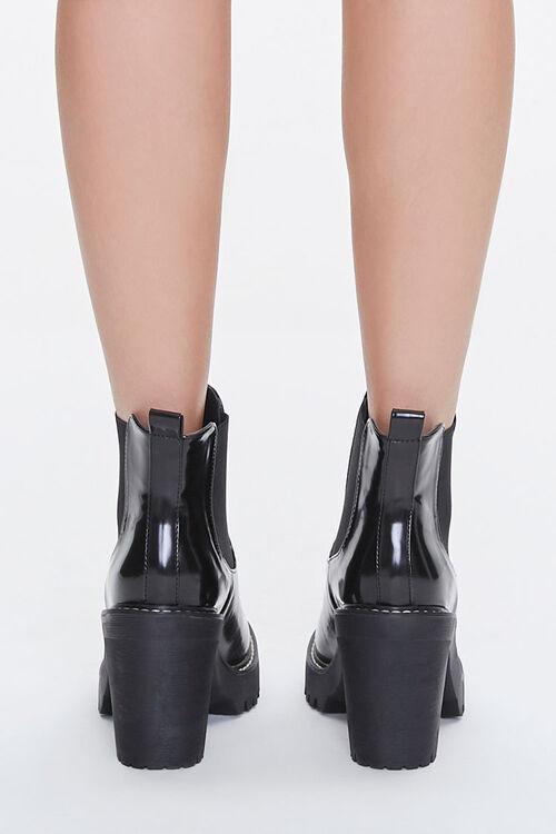 Block Heel Chelsea Boots, image 3