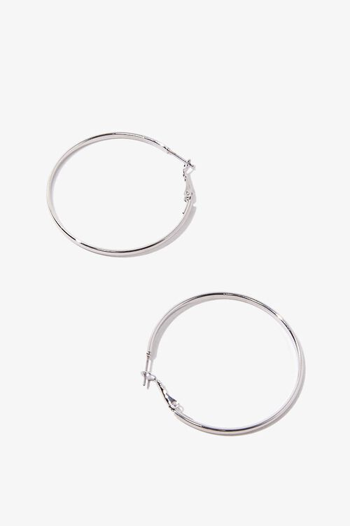 Medium Hoop Earrings, image 2