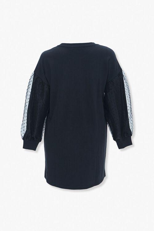 Plus Size Sweatshirt Dress, image 3