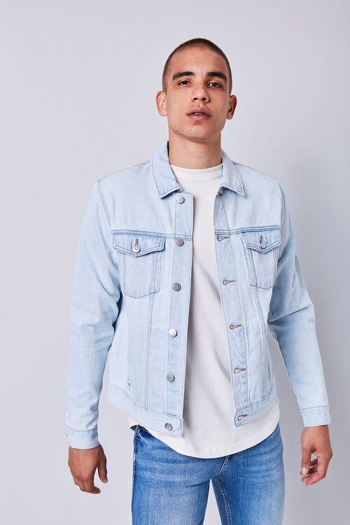 Button-Down Denim Jacket, image 2