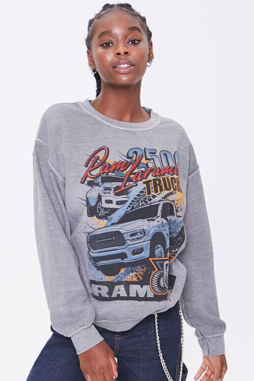 Ram Trucks Graphic Sweatshirt, image 1