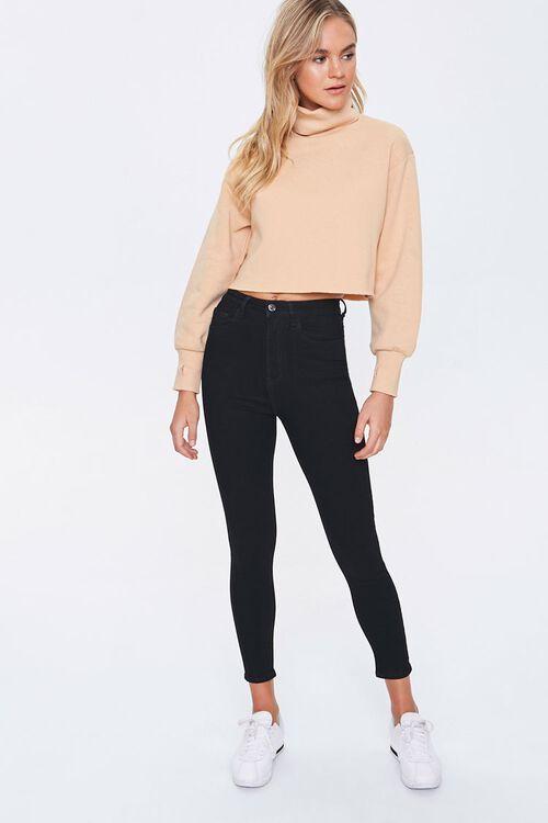 Petite High-Rise Skinny Jeans, image 1