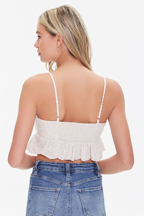Floral Cropped Cami, image 3