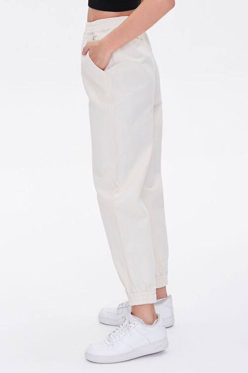 CREAM Smocked Ankle Joggers, image 3