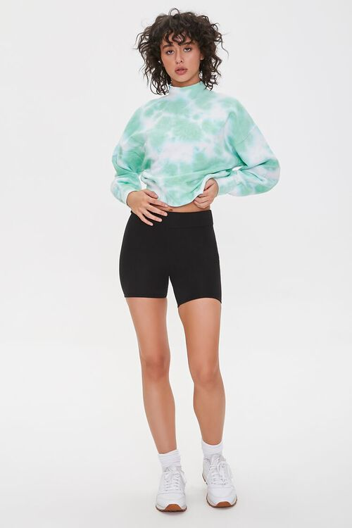 Fleece Tie-Dye Pullover, image 4