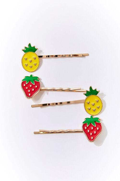 Fruit Bobby Pin Set, image 1