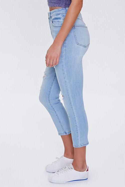Distressed Petite Jeans, image 3