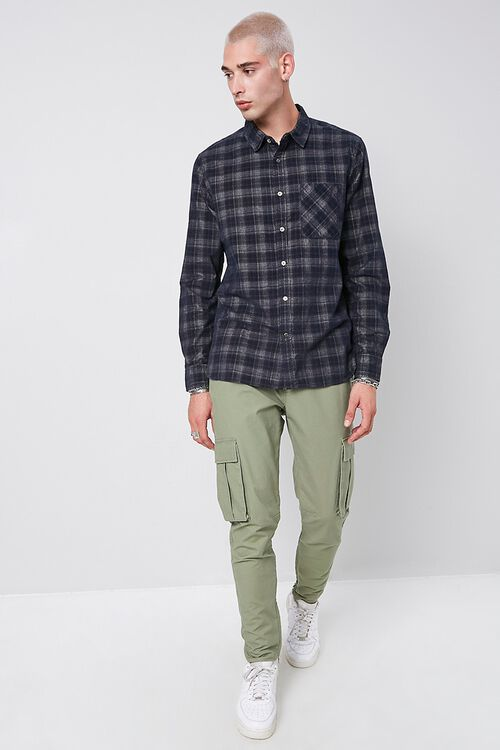 Premium Plaid Pocket Shirt, image 4