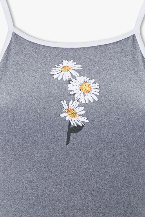 Plus Size Daisy Graphic Cami, image 4