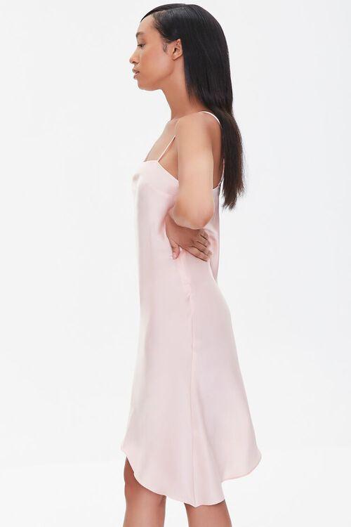 Satin Cami Slip Dress, image 2
