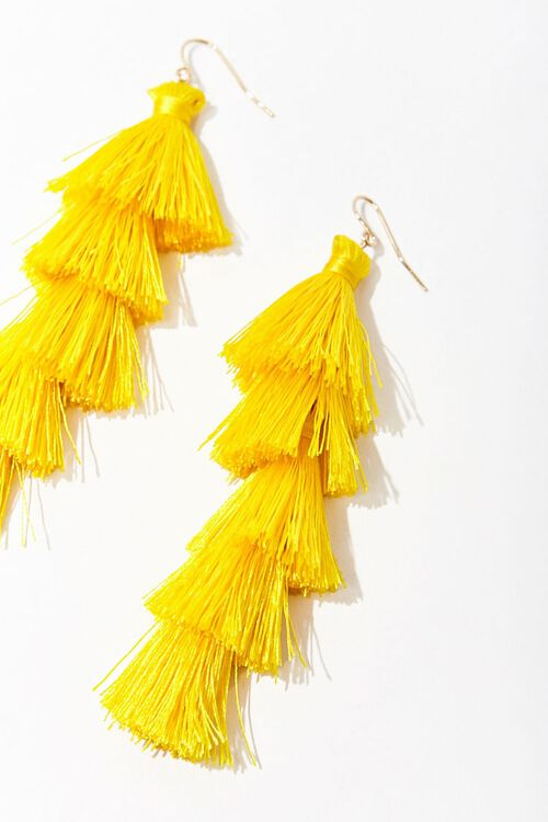 Tassel Drop Earrings, image 3