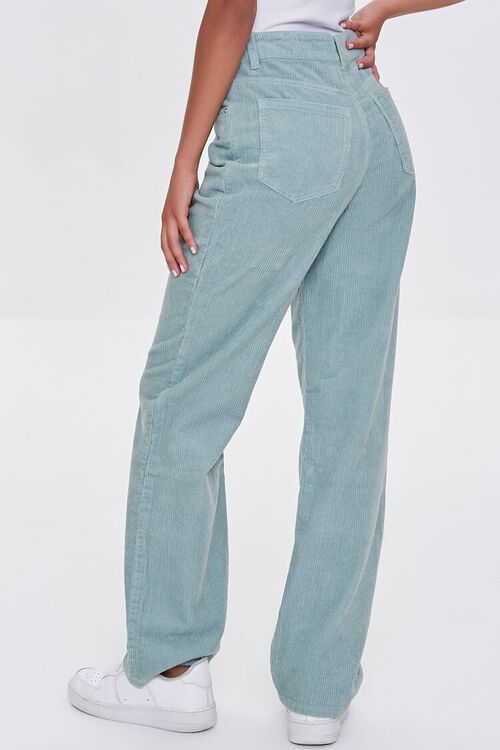 SAGE Ribbed Relaxed Pants, image 4