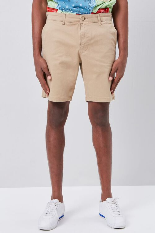Relaxed Woven Shorts, image 2
