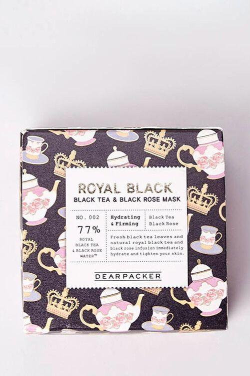Black Tea & Black Rose Mask, image 1