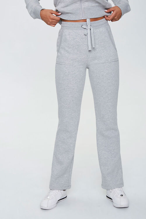 Fleece Zip-Up Hoodie & Sweatpants Set, image 4