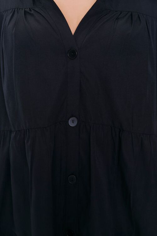 Plus Size Tiered Mini Dress, image 5